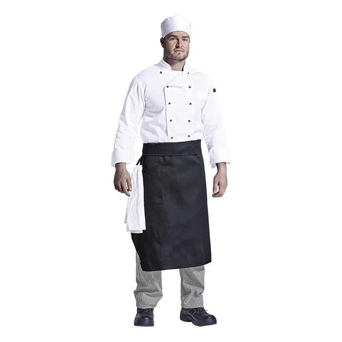 tapered-apron